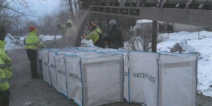 West Seneca Volunteer Work